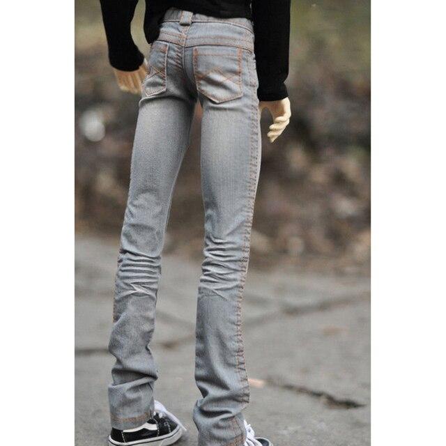 BJD Black Sports Pants Trousers Clothing For Male SD17 70cm Uncle Doll DK DZ