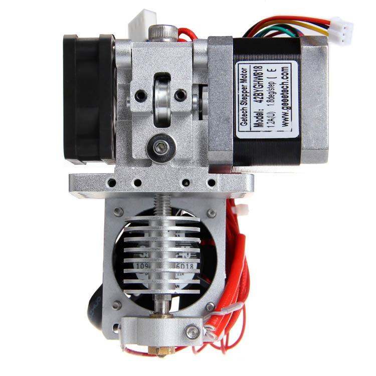 Geeetech GT9S Assembled 3D Printer Bowden Extruder 0.3/0.35/0.4/0.5mm Nozzle for 1.75/3mm Filament цена и фото