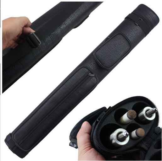 цена на 2018 New Arrival Cuppa Pool Cue Case High Quality Billiards Pool Cue Cases 4 Holes 82cm Length