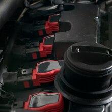 1 шт. катушка зажигания подходит для VW Jetta Golf GTI GLI Passat Tiguan CC Touareg A3 A4 A5 A6 A7 A8 TT Q3 Q5 R8 06E905115E 07K905715F