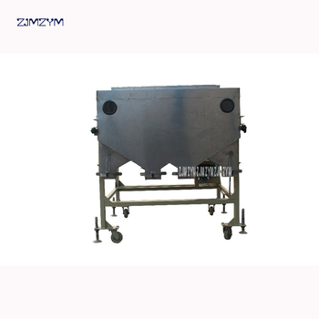 5CX-5 High Efficient Magnetic Separator Grain Magnetic Separator Bean Cleaning Machine Stainless Steel Tofu Cleaning Machine380V 2