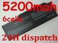6 batería del ordenador portátil para MEDION MD98110 MD98310 MD98470 MIM2070 MIM2270 MIM2280 MIM2300 MIM2240 para Zoostorm 8207D
