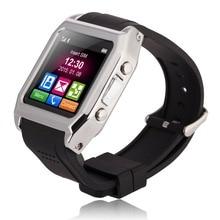 Original TOP Watch TW530D Smart Watch Phone 1.54″ Capacitive Screen Waterproof Phone MTK6260 GSM Pedometer Bluetooth Watch