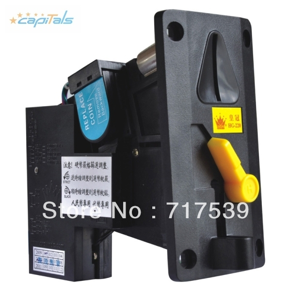 coin acceptor coin selector  arcade part  game accessory for arcade machine game machine