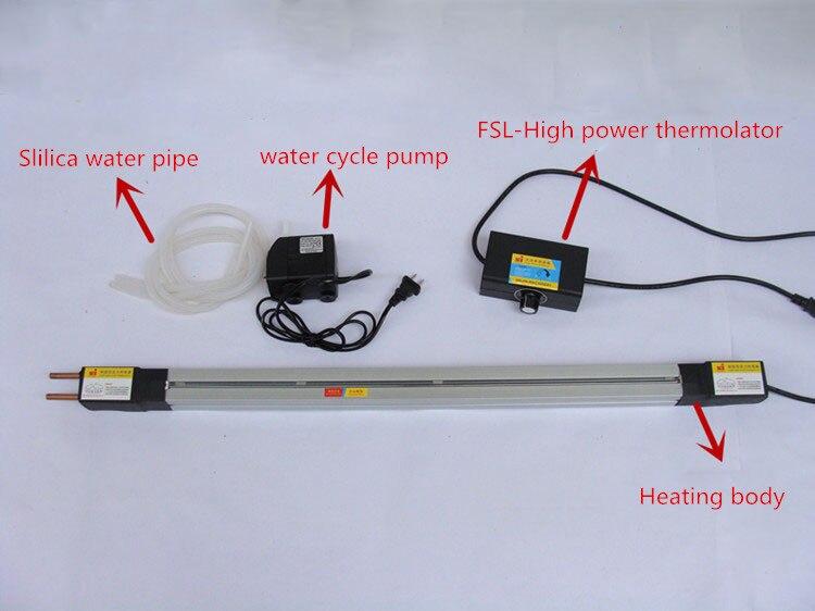 30 см Горячая гибочная машина органические пластины акриловые Бендер пластиковые пластины ПВХ доска гибочное устройство