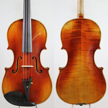 """Специальное предложение! копия Antonio Stradivari 4/4 скрипка o """"All European Wood"""" M7086! Профессиональный звук"""