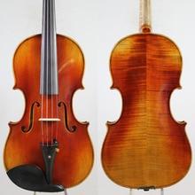 Специальное предложение! копия Антонио Страдивари 4/4 cкрипка violino «все европейские дерево» M7086 Бесплатная доставка! Professional звук!