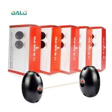 5 пара/лот 24 В/12 В переменного тока/DC безопасный проводной фотоэлемент инфракрасный однолучевой датчик для автоматических дверей и ворот гаражных открывалок