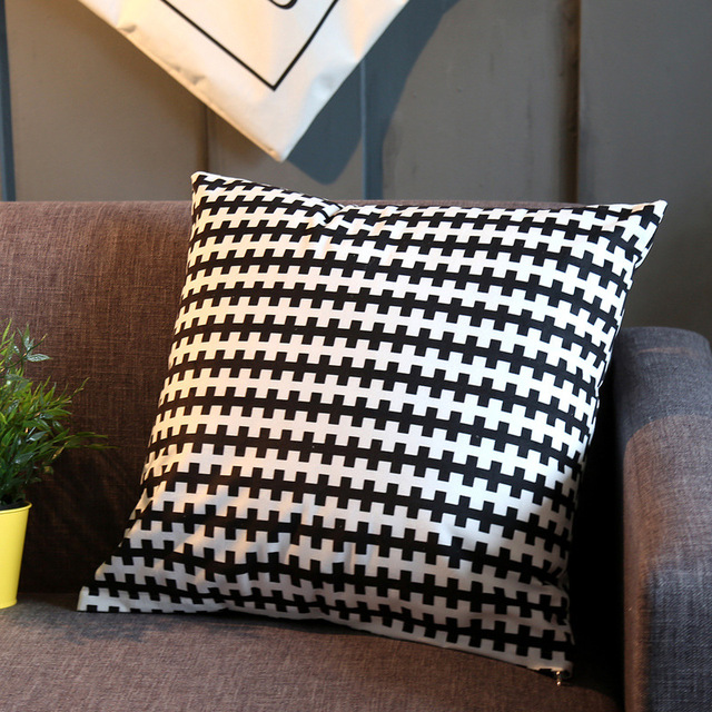 Modern Nordic Pillowcase