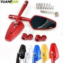 Motorcycle Mirrors motorbike moto CNC Rearview side Mirror Aluminum For Benelli bn600 bn300 bn250 bn 250 300 600 bj300 bj