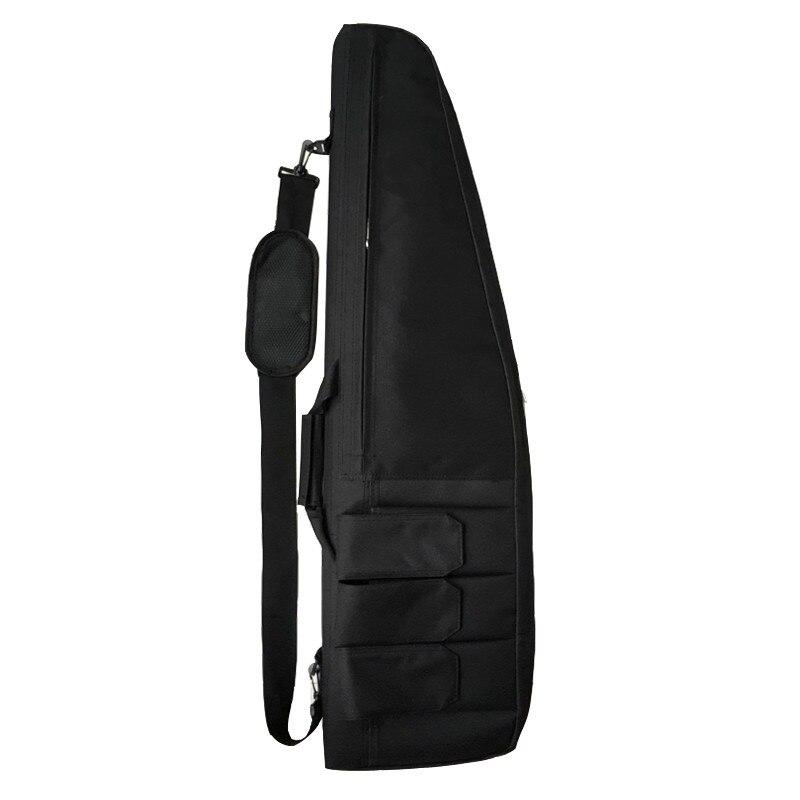 70cm 98cm Tactical Airsoft Air Gun Carry Shoulder Bag Outdoor Hunting Shooting Rifle Gun Protection Gun Bags Shoulder Backpack in Hunting Bags from Sports Entertainment