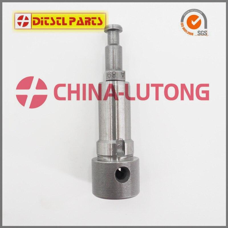 Diesel Fuel Plunger Pump Parts Element 131151-7320 A89 Diesel Plunger For Auto Engine