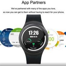 2016 FreeShipping Smart Uhr 3G X3 K9 mit Android 4 WCDMA WiFi GPS SIM SmartWatch für iOS & Android Pulsmesser PK FK18