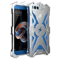 Simon Design Metal Armor THOR IRONMAN Aluminum Phone Cases For Xiaomi Note 3 Note3 Housing Cover