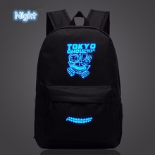 Anime Backpack Tokyo Ghoul School Bags Laptop Bags for Teenagers