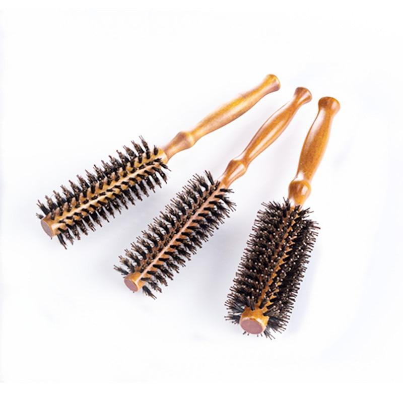 Natural Boar Bristle Hair Brush Reviews