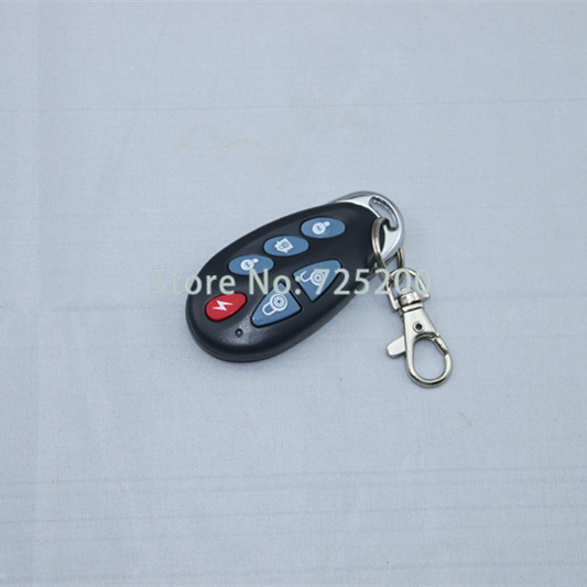 868MHz PB-403R Wireless Keyfob Remote Controller for 868MHz Alarme Systems ST-VGT TCP/IP GSM Alarm,5pcs/lot, Free Shipping pb 502r nice design 868mhz two way keypad with lcd backlight remote arm disarm 868mhz alarme maison