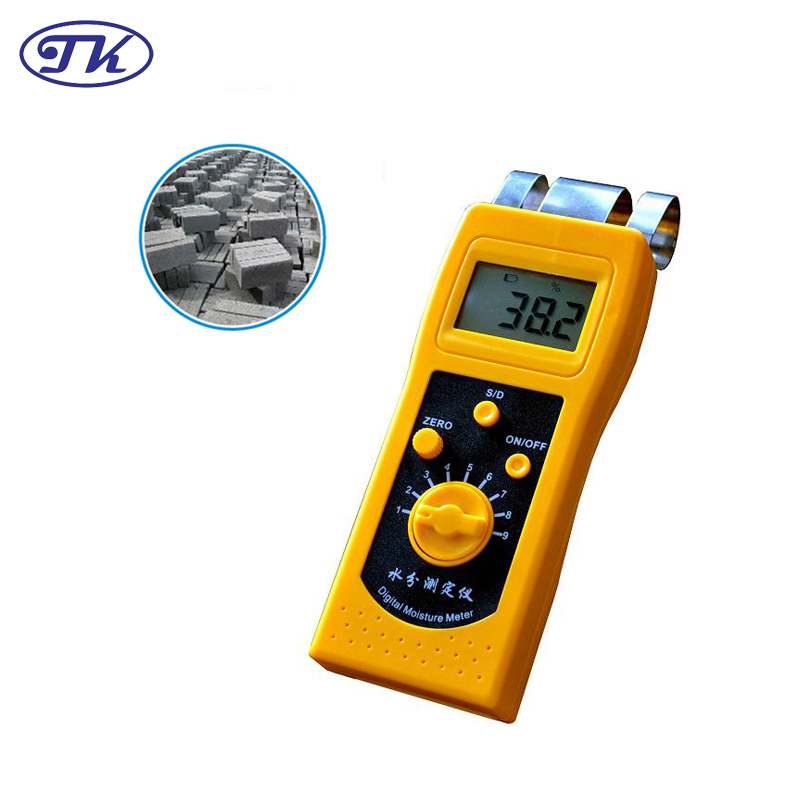 DM200C NEW Small in Size and Light in Weight Digital Concrete Moisture Meter цены