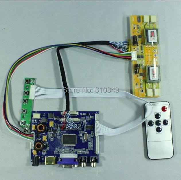 HDMI+VGA+2AV+Audio Control board VS TY2668 V1 for 17