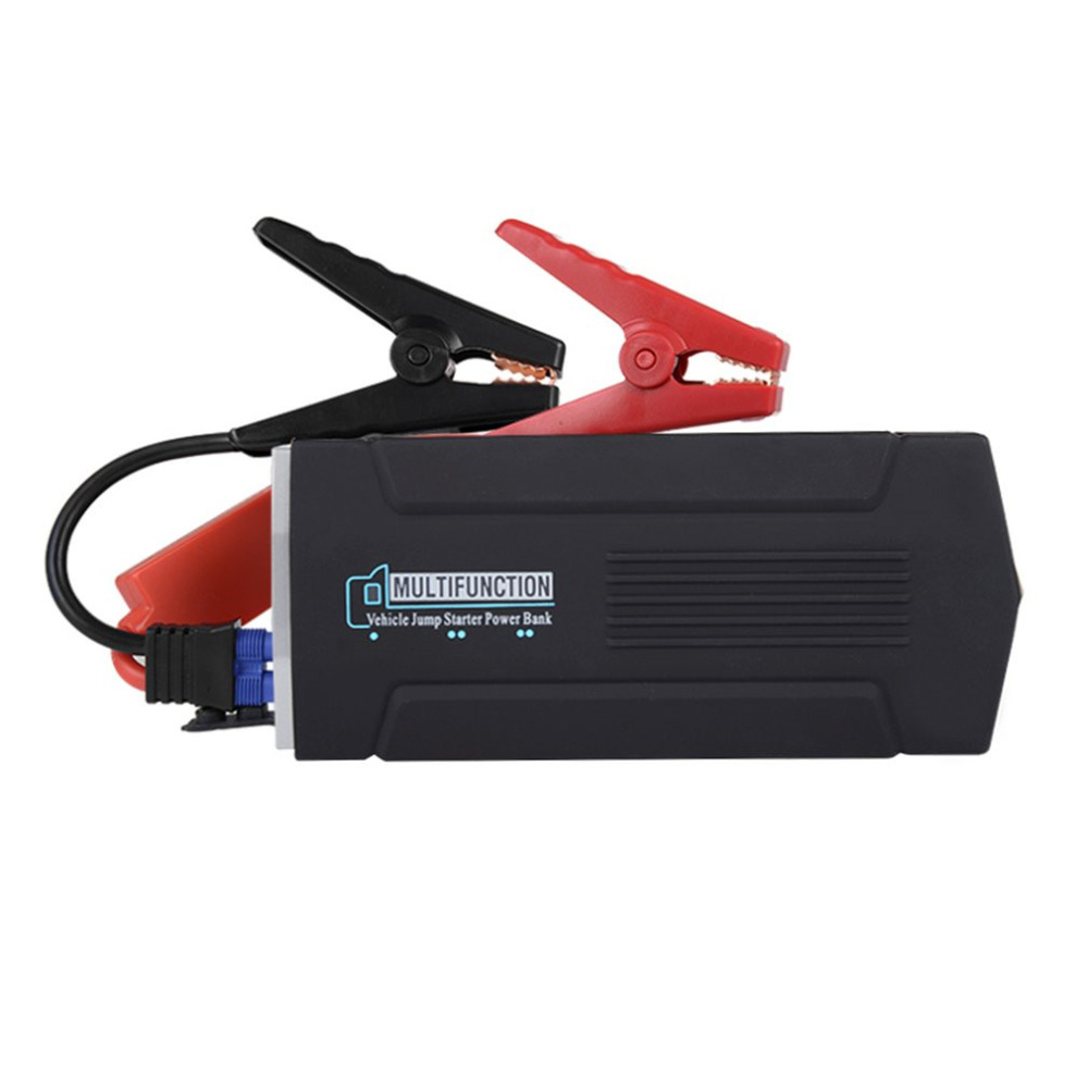 68800mAH Battery Charger LCD Display 12V 4 USB Portable Mini Car Emergency Jump Starter Booster Power Bank For Emergency