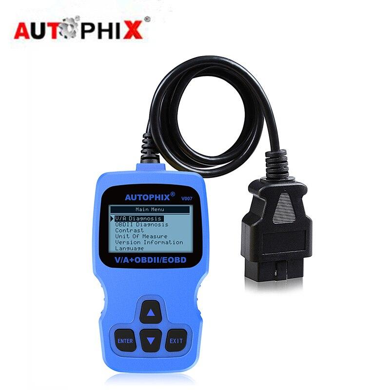 Autophix V007 Automotive Scanner For Audi Vw Polo Passat