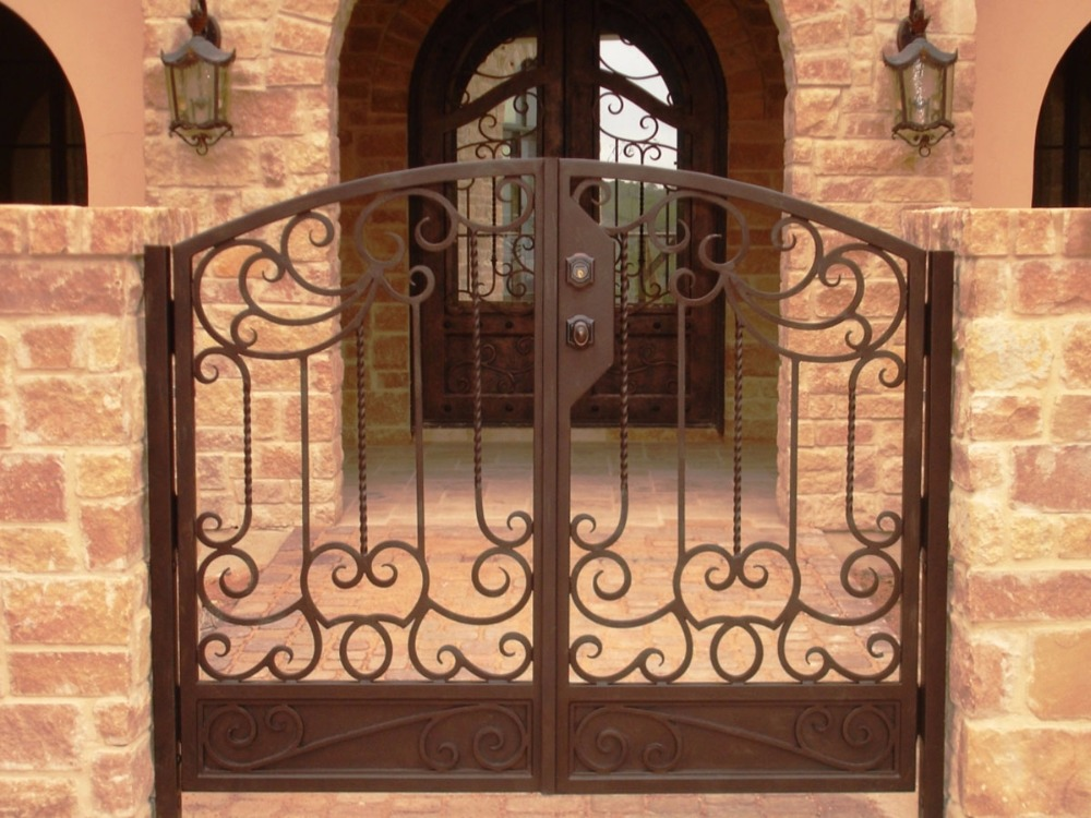 driveway gates for sale fence gate wooden garden gates-in ...