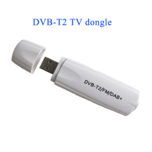 2017 NEW 1080p HD USB2.0 DVB-T DVB-T2 TV receiving TV dongle DVB-T  TV stick with DAB FM TVR801 for PC windows xp 7810
