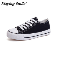 Xiaying Smile large size autumn new style sport running shoes breathable lining outdoor footwear woman comfortable sneakers