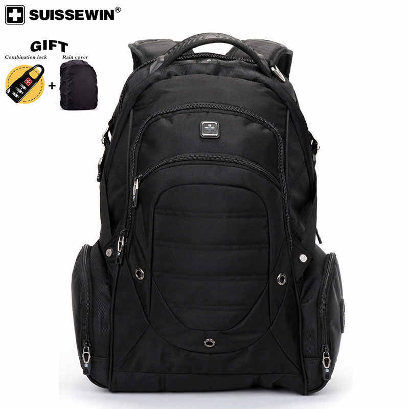 aa2ee9f5b89 Detail Feedback Questions about 2019 swiss bag suissewin brand nylon ...