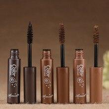 Microblading Eyebrow Tattoo Pen Brush Waterproof Gel Paint Makeup Henna Dye Cream