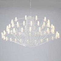 Creative Big Lights Living Room Chandelier Modern Personality Bar Restaurant Light Fixturs Creative Art Villa Cafe