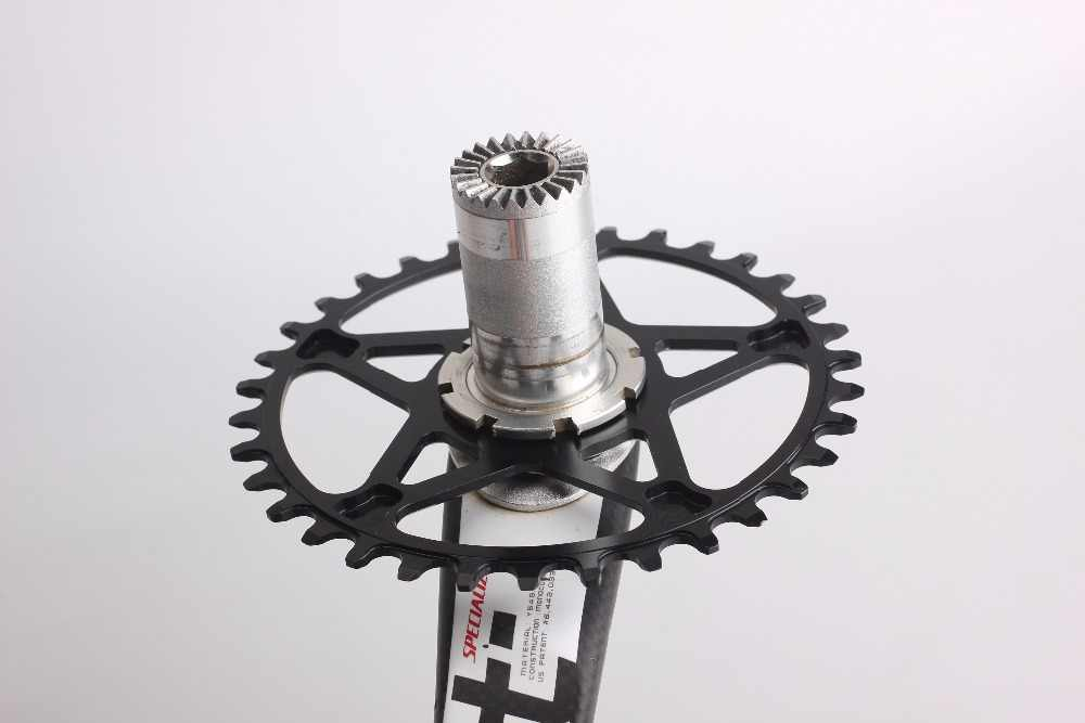 1db974840d4 ... chainring for Specialized S-Works Direct Mount BB30 Single speed Narrow  Wide Circle 34T 36T ...