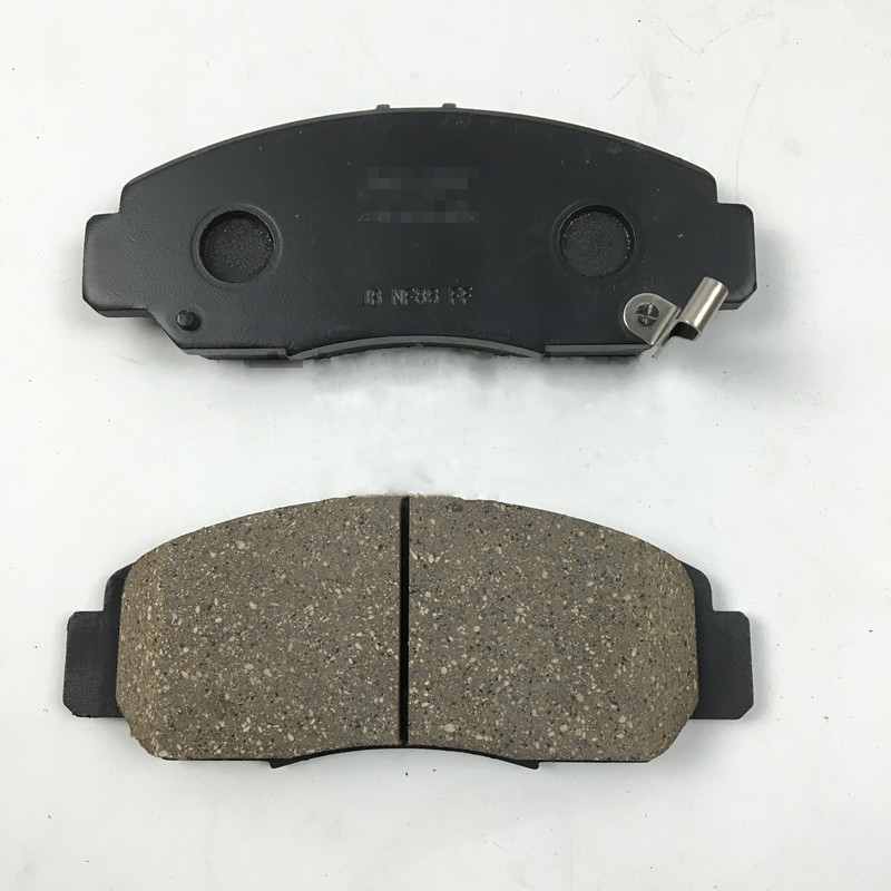 how to change rear brake pad honda crv 2006