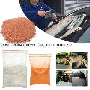 Image 3 - Polvo de pulido, polvo para pulido de vidrio, reparación de rayaduras de coche, crema para quitar polvo, reparación de pantalla de teléfono móvil, óxido de cerio