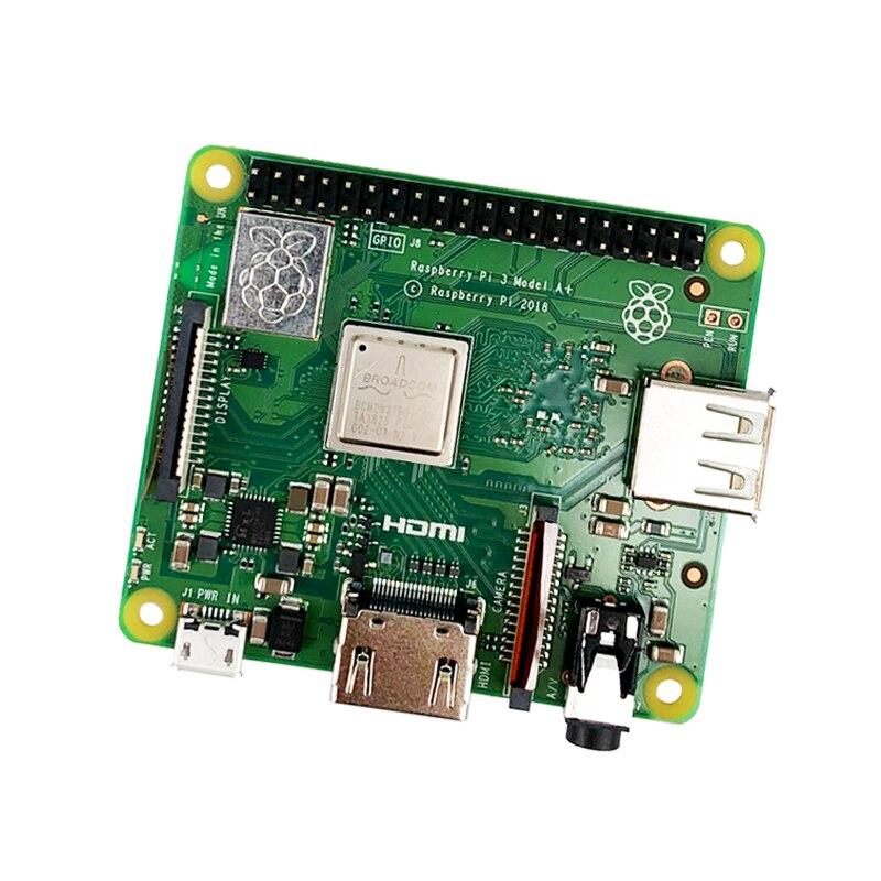 Nouveau Raspberry Pi 3 modèle A + Plus 4 cœurs CPU identique à Raspberry Pi 3 modèle B + Pi 3A + avec WiFi et Bluetooth - 3