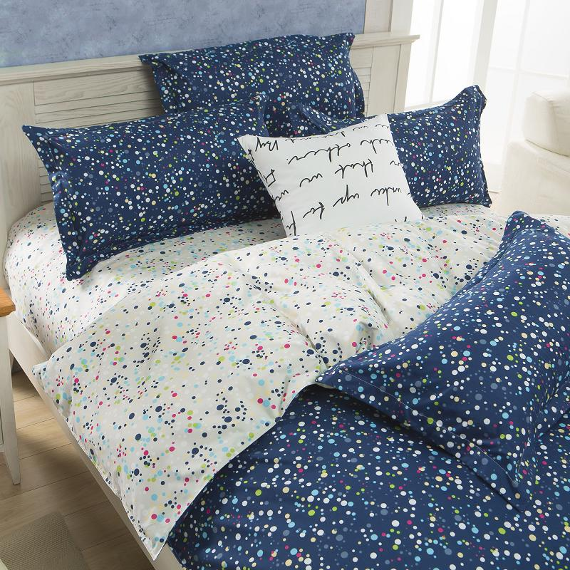 Duvet Cover With Stars - Sweetgalas