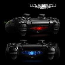 Trap Skull 30 Pcs Light Bar Cover Sticker Skin For PS4 Slim Pro Controller