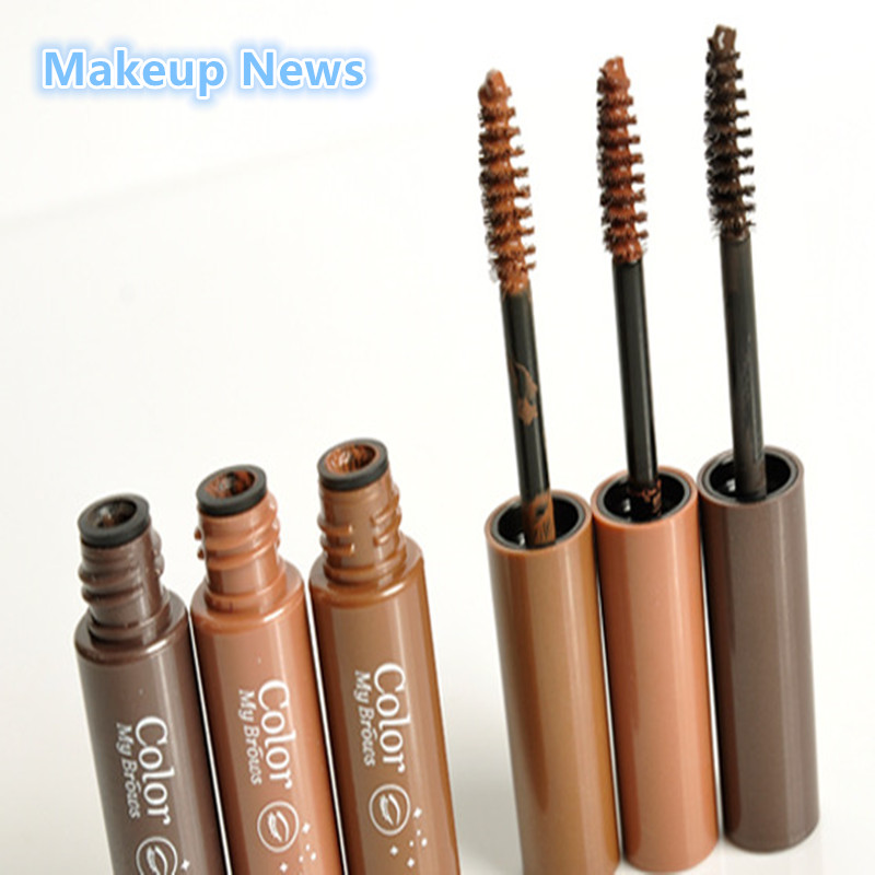 Angel Mask Stylenanda My Brows Eyebrow Dye Cream Makeup Brush Waterproof Durable 5 Colors Eyebrow Gel Enhancer Cosmetics