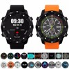 New Version S3 MTK658 Quad Core Android 5 1 Smart Watch Mobile Phone With GPS Wifi