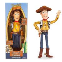 43cm Toy Story 3 Talking Woody Action Toy Figures Model Toys Children Christmas Gift Free Shipping hot sale