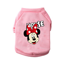 Cute Mickey / Mouse Yorkie Hoodie