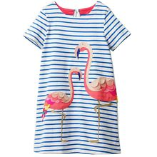 Girls Summer Dress Baby Girl Clothes Vestidos 2019 Brand Kids Dresses for Girls Costume Animal Flower Children Princess Clothing w l monsoon baby girls dress with sashes 2017 autumn brand princess dress girls clothing flower kids dresses children clothes
