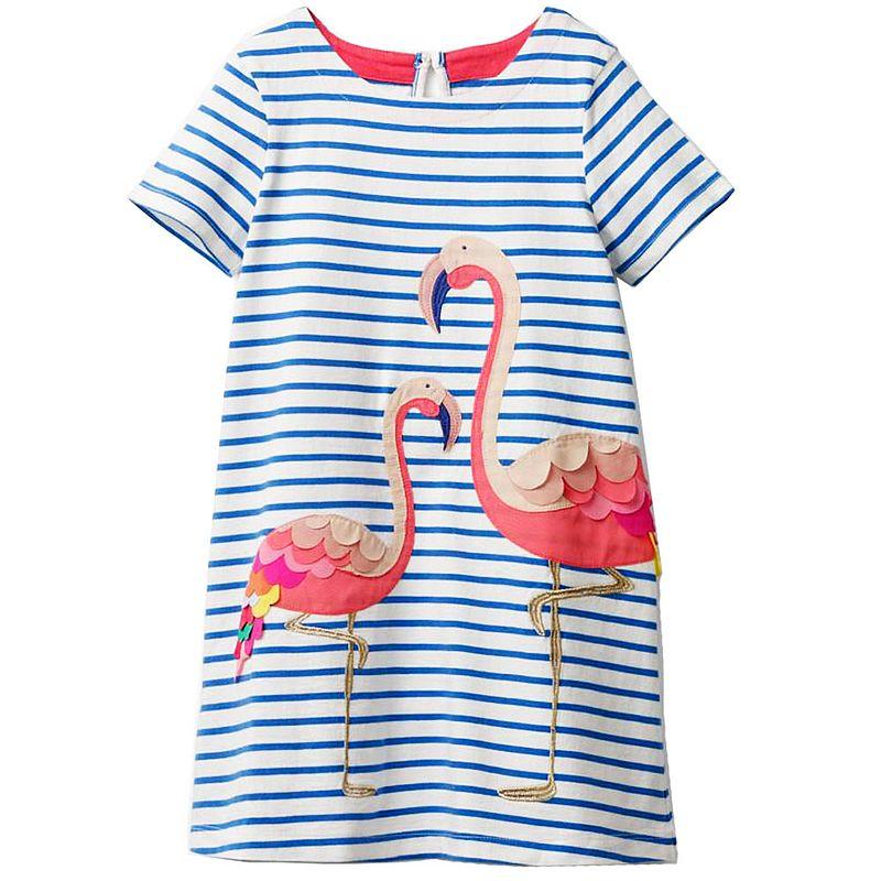 Vestido de verano de las niñas, ropa de bebé niña Vestidos 2018 marca niños Vestidos para niñas traje de los niños de la flor ropa de princesa
