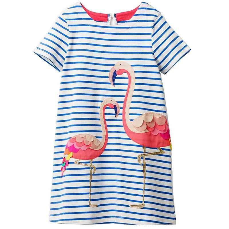 Летнее платье для девочек; Одежда для маленьких девочек; Vestidos; коллекция 2019 года; брендовые Детские платья для девочек; костюм; детская одежда принцессы с цветочным принтом
