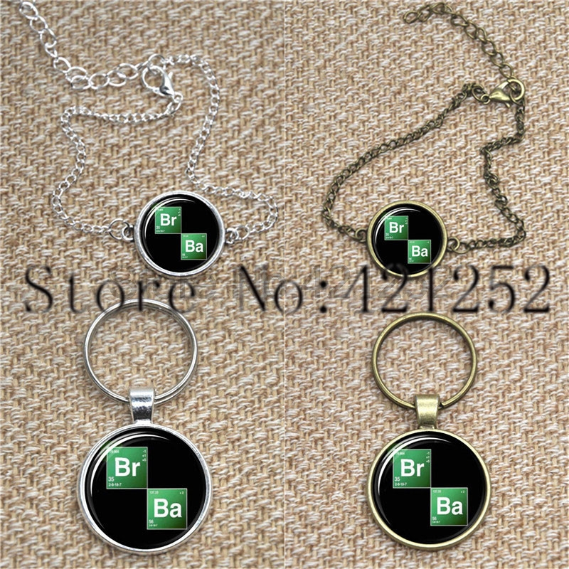 Breaking bad Breaking bad scrabble tiles BR BA Heisenberg Glass Photo Cabochon Necklace keyring bookmark cufflink earring
