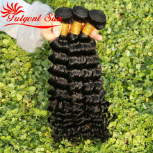 Rosa Hair Products Malaysian Deep Wave,3pcs Malaysian Curly Virgin Hair Bundle Deals,Malaysian Virgin Human Hair Extensions