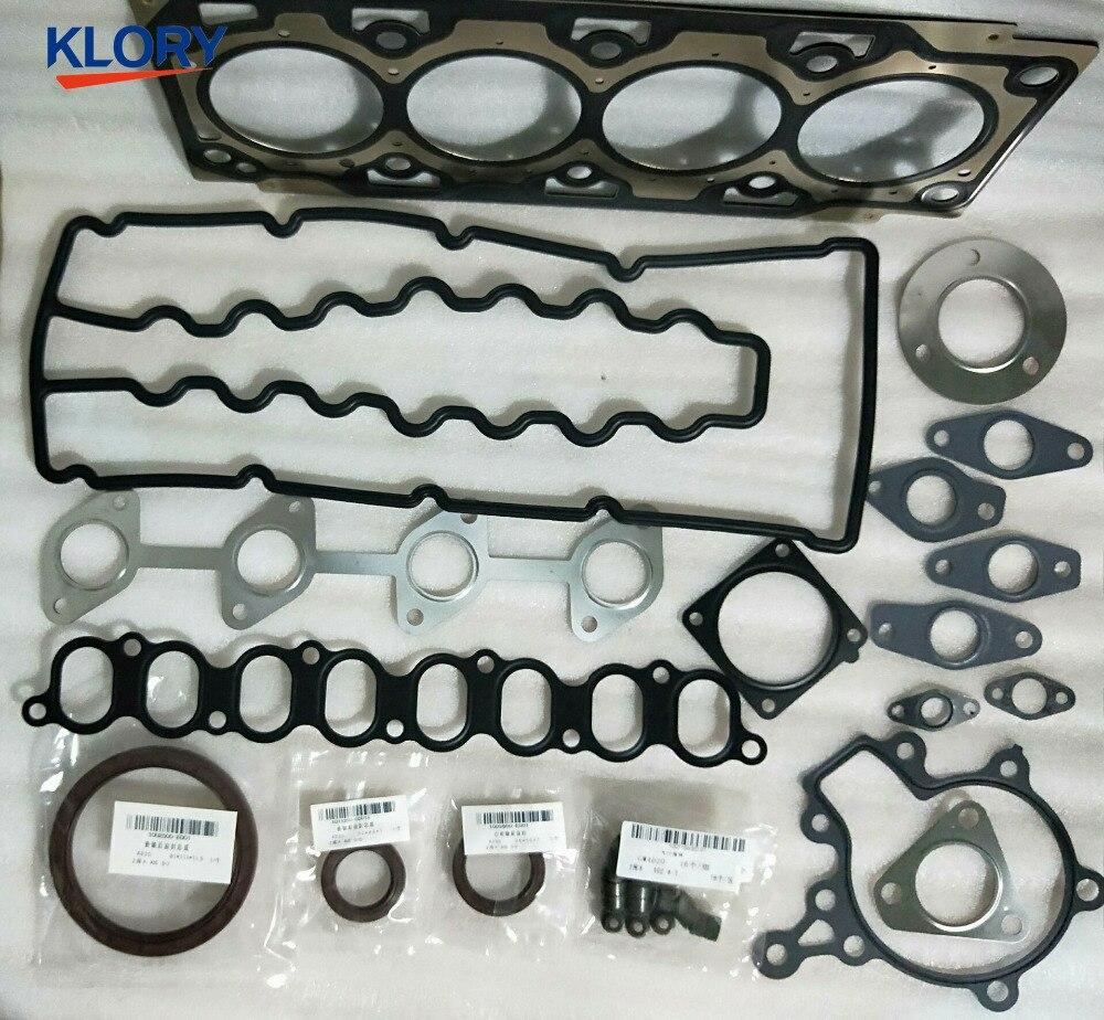 1000600XED01 (1003400-ED01... 1007100-ED01) motor KIT de mantenimiento para GWM H5... H6... WINGLE3 5 4D20