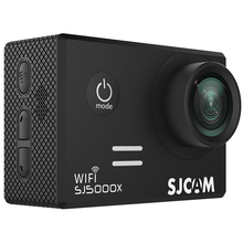 100% Original SJCAM Sj5000X Elite Sport Camera, 30m Waterproof Underwater Cameracorder Wifi Action Video Camera цена и фото
