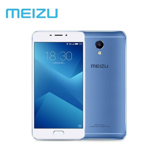 """Оригинальный meizu m5 примечание 3 ГБ 32 ГБ m621q 5.5 """"мобильный телефон android helio p10 octa core 13mp отпечатков пальцев 4000 мАч сотовой"""