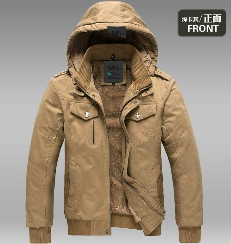 2013 New fashion winter jacket Men long thicken mens ...